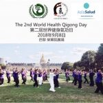 The 2nd World Health Qigong Day
