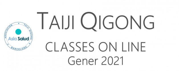 Classes On Line de Taiji Qigong